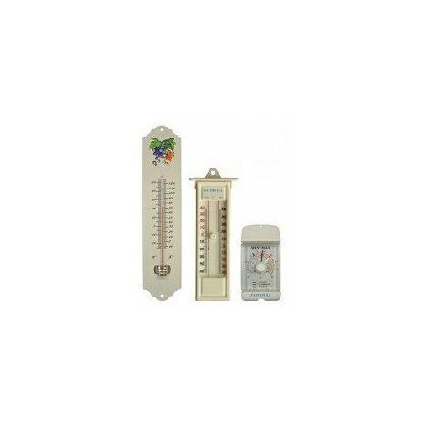 Thermometre inte/exter.mini/maxifai thmmbutmf