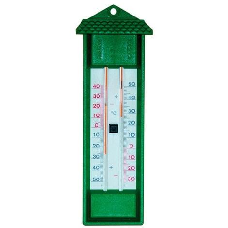 "main image of ""Thermomètre Mini maxi sans mercure vert Spear And Jackson"""