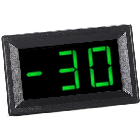 Thermometre Numerique -30 ~ 800 ¡ã C, Lumiere Vert