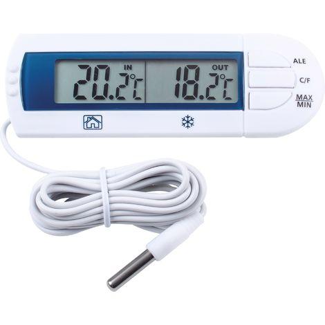 Thermométre pour réfrigérateur congélateur Stil