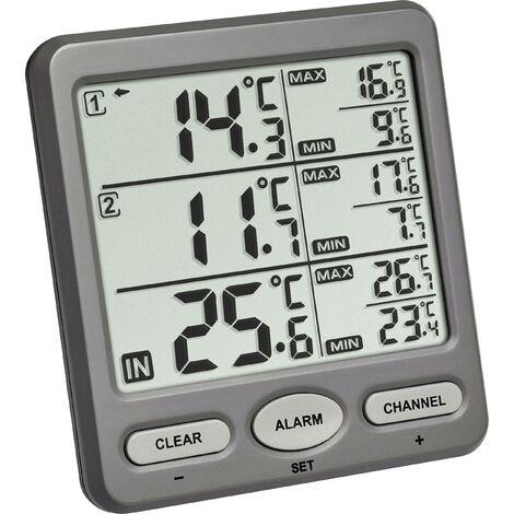Thermomètre sans fil TFA 30.3062.10 Trio X881011