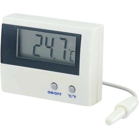 Thermomètre-sonde numérique Basetech LT-80
