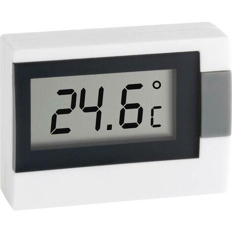Thermomètre TFA Dostmann 30.2017.02 SB blanc, gris, noir