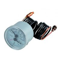 Thermopressure gauge Idra 3224b - ATLANTIC : 178655