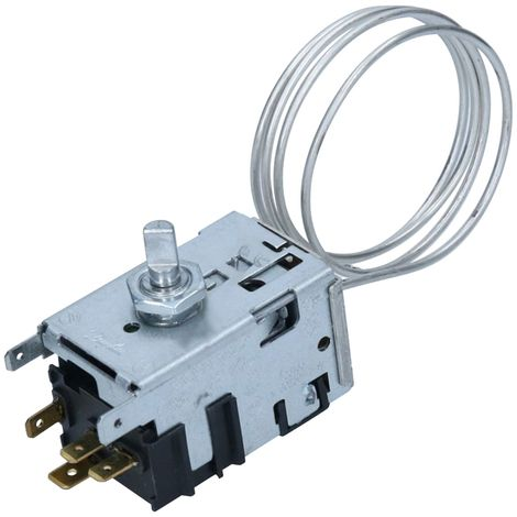 Thermostat 077B3505 (293597-11481) (2063979724) Réfrigérateur, congélateur 293597_3662734061084 FAURE, ELECTROLUX, ARTHUR MARTIN ELECTROLUX, AEG, ZANUSSI, PROLINE, IKEA, KELVINATOR