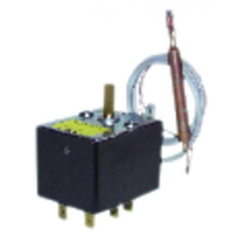 Thermostat 30/90° TR711 NII - PRODIGY Type TR711/NII cap 1,2 - RIELLO : 4048503