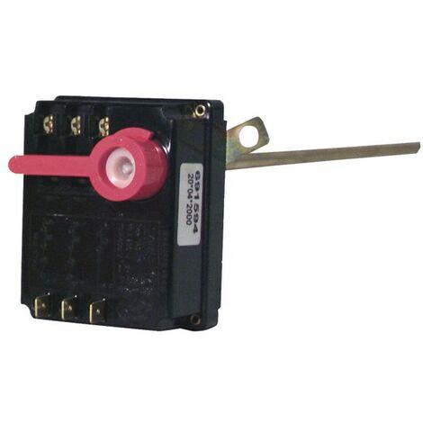 Thermostat à canne TAS TF 450 TF triphasé - DEVILLE INDUSTRIE : 691594