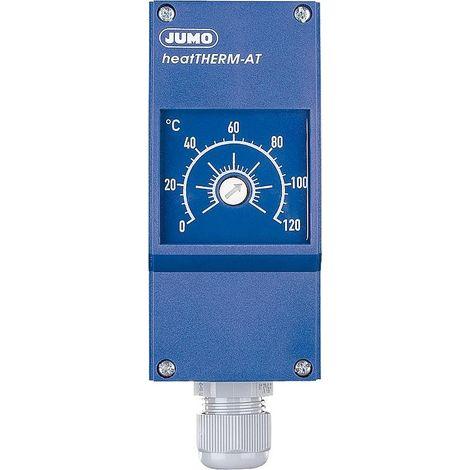 Thermostat à capillaire/à plonge JUMO heatTHERM AT