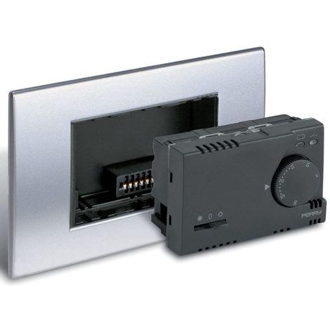 Thermostat à encastrer Perry 1TITE333 MC cm 4,5x5,25x6,6 Perry 1TITE333/MC