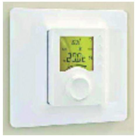 Thermostat accessories finishing plate (X 5) - DELTA DORE : 6050566