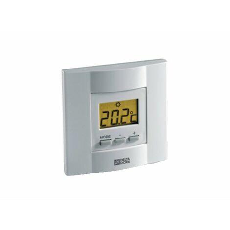 Thermostat ambiance électronique TYBOX 21 - DELTA DORE : 6053034
