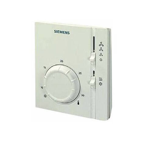 """main image of """"Thermostat ambiance VC 4T chaud froid - SIEMENS : RAB31"""""""