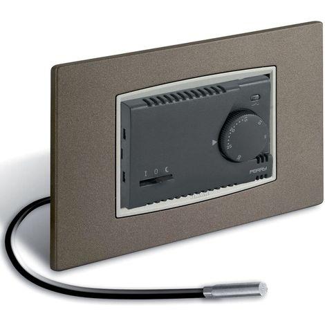 Thermostat avec sonde Perry intégrée Perry 1TITE305/MC