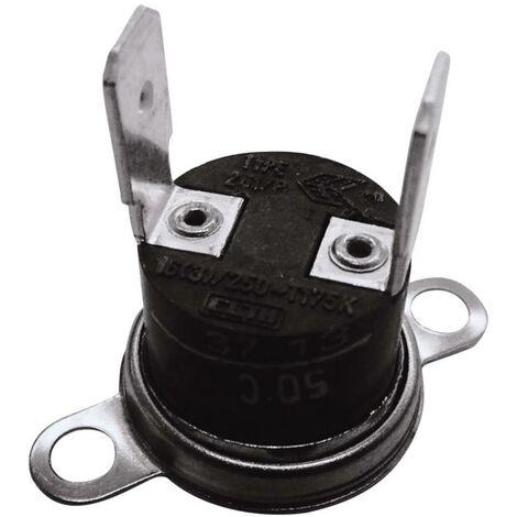 Thermostat bimétallique ESKA 261-Ö130-S100-V 250 V 10 A ouverture 130 °C fermeture 100 °C 1 pc(s)
