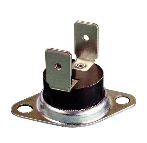 Thermostat bimétallique Thermorex TK24-T02-MG01-Ö25-S15 250 V 16 A ouverture 25 °C fermeture 15 °C 1 pc(s)