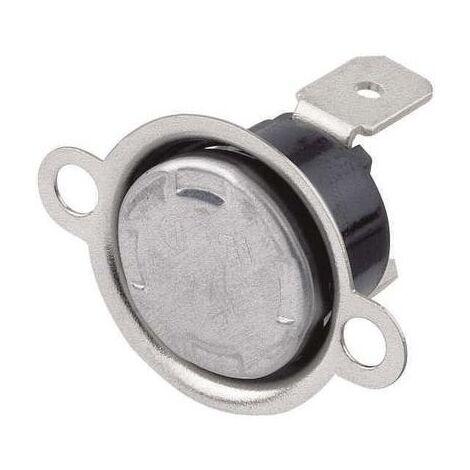 Thermostat bimétallique TRU COMPONENTS 1571910 250 V 10 A ouverture 60 °C fermeture 50 °C 1 pc(s)