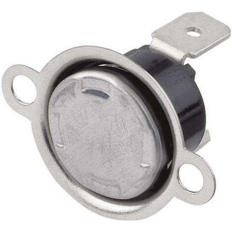 Thermostat bimétallique TRU COMPONENTS 1571911 250 V 10 A ouverture 160 °C fermeture 110 °C 1 pc(s)