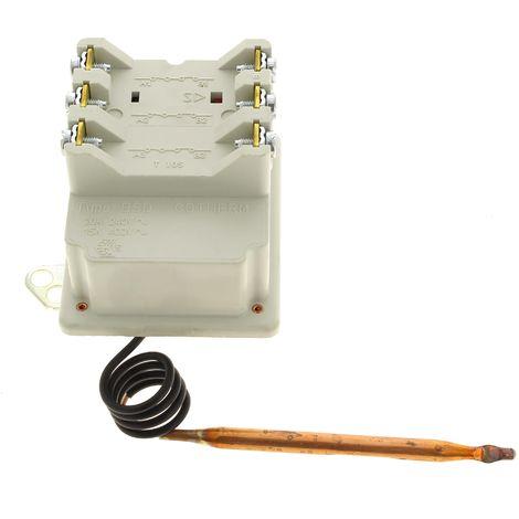Thermostat bsd 370mm pour Chauffe-eau Thermor, Chauffe-eau Sauter, Chauffe-eau Olympic, Chauffe-eau De dietrich