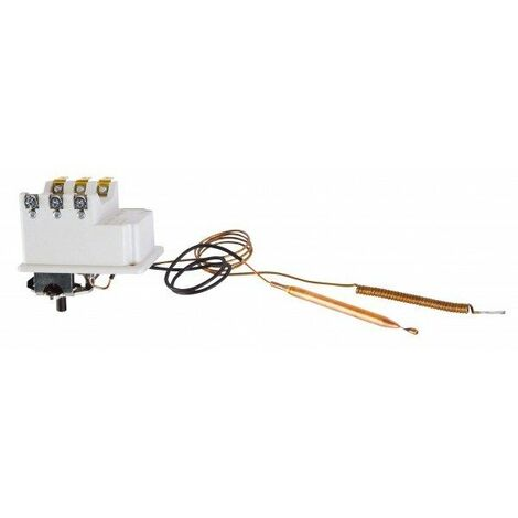 Thermostat BTS 270 à 2 bulbes + kit - Thermostat BTS 270 à 2 bulbes + kit