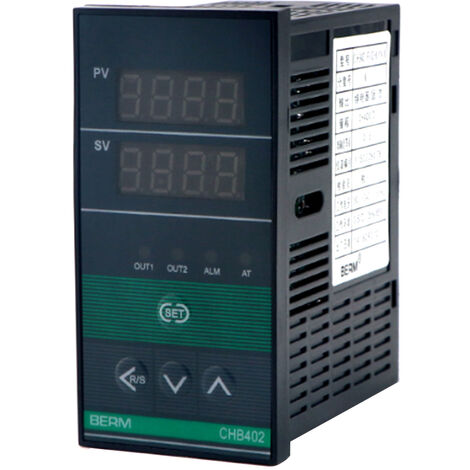 Thermostat CHB402 regulateur de temperature Instrument de controle de temperature CH Thermostat intelligent temperature reglable