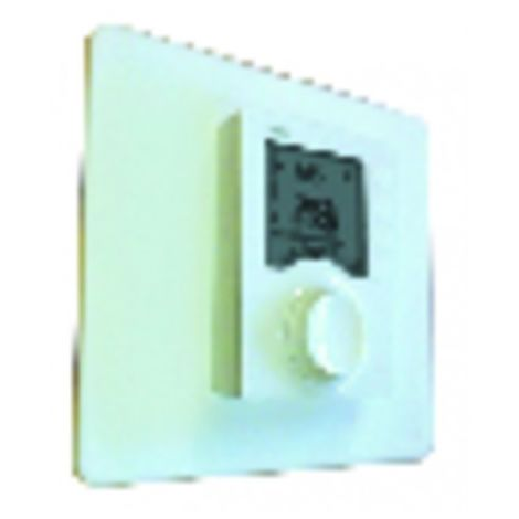 Thermostat complement - Finishing plate (1 piece)