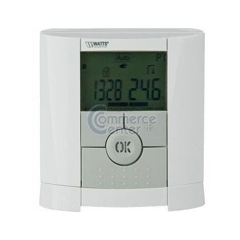 thermostat d 39 ambiance bt radio programmable 22p06347 00. Black Bedroom Furniture Sets. Home Design Ideas