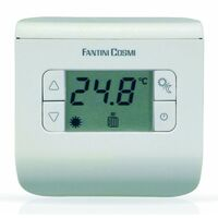 Thermostat d'ambiance CH110 blanc