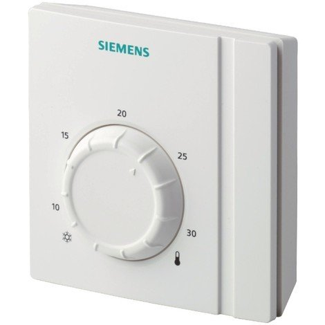 Thermostat d'ambiance chauffage ou clim Réf RAA21 / S55770-T220 SIEMENS