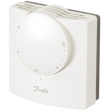 Thermostat d'ambiance électromécanique RMT 24V + résistance anticipatrice - Danfoss 087N1196