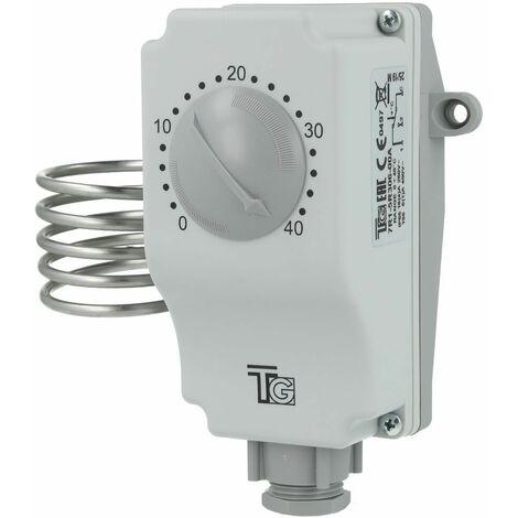 Thermostat d'ambiance en boîtier ERT