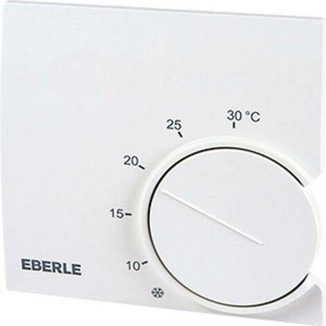 Thermostat dambiance en saillie, encastrable Eberle RTR 9721 30 à 5 °C