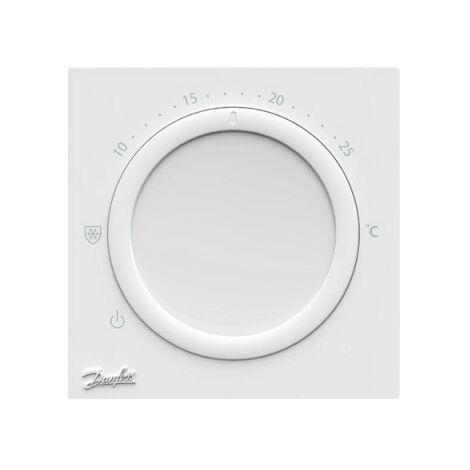 Thermostat d'ambiance filaire Gamme BasicPlus WT-T en saillie pour plancher chauffant
