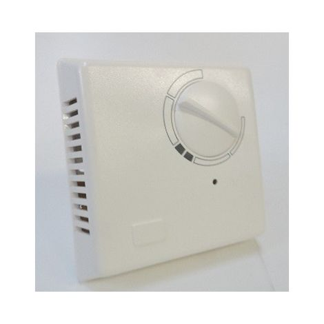 Thermostat d'ambiance filaire pour radiateur accumulateur puissance 2kW à 6kW ACCUTRADI 2 ATLANTIC 109427