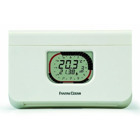 """main image of """"Thermostat d'ambiance hebdomadaire sans fil C57FRF avec récepteur"""""""