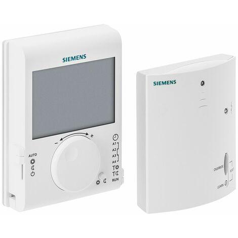 Thermostat d'ambiance journalier sans fil radiocommandé RDJ - RDJ 10 RF / SET