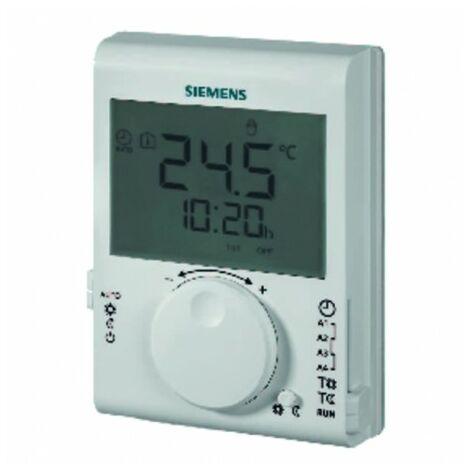 Thermostat d'ambiance journalier - SIEMENS : RDJ100