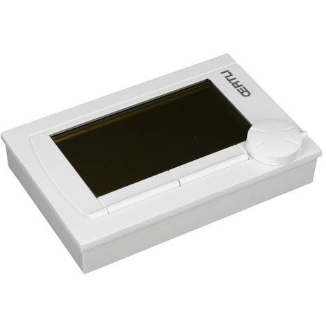 Thermostat d'ambiance modulant filaire