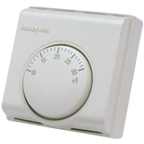Thermostat d'ambiance mural avec contact inverseur T6360B