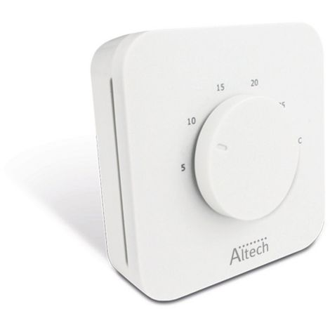 Thermostat d'ambiance PCBT inverseur ALERT21N
