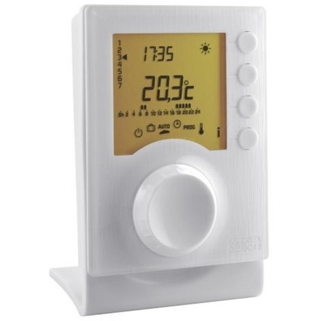 Thermostat dambiance programmable Tybox 137