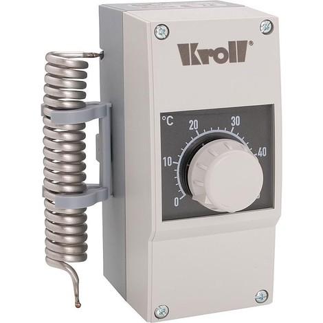 Thermostat d'ambiance RTI pour ventilo LH120 - 230 IP 54