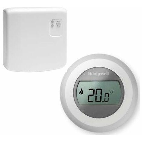 Thermostat d'ambiance sans fil connecté - Pack thermostat sans fil connecté