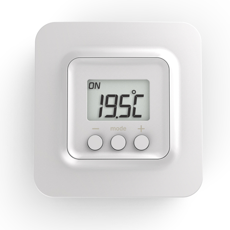 Thermostat d'ambiance TYBOX 5100 sans fil - Delta Dore