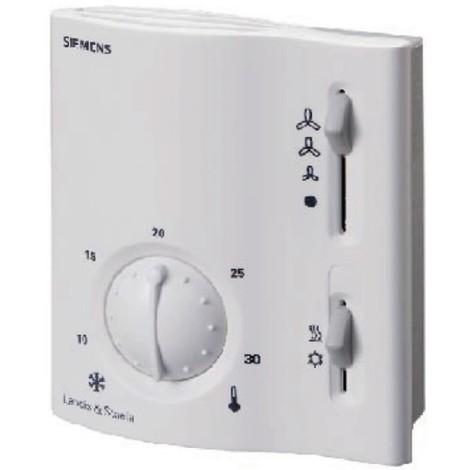 Thermostat d'ambiance VC4T C/F RAB31 Réf S55770-T229 SIEMENS
