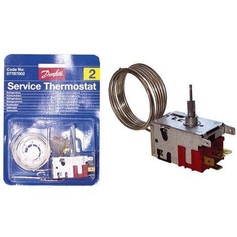 Thermostat Danfoss N° 2 077b7002 AS0003928 Pour REFRIGERATEUR