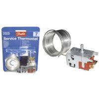 Thermostat Danfoss N° 7 - 077b7007 AS0003933 Pour CONGELATEUR