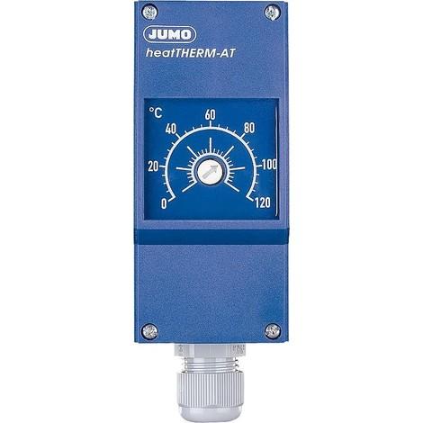 Thermostat d'applique type 603070/0002 0...120 C avec conduite . distance extractible