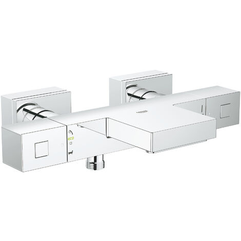 Thermostat de baignoire GROHE Grohtherm Cube