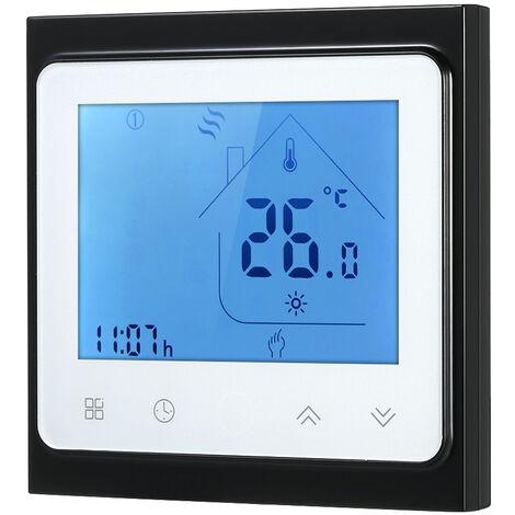 Thermostat de chauffage de chaudi¨¨re R¨¦gulateur de temp¨¦rature de sortie passif BHT-002GC