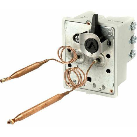 Thermostat de chauffe-eau tripolaire Cotherm